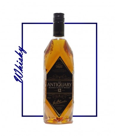 "The Antiquary -12 ans ""40%"""