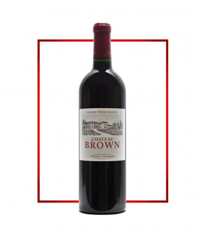 Brown - Pessac-Léognan Rouge