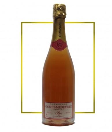 Gonet-Médeville - Rosé 1er Cru