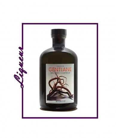 Liqueur - Gentiane