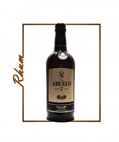 "Abuelo - 7 Ans ""40%"""