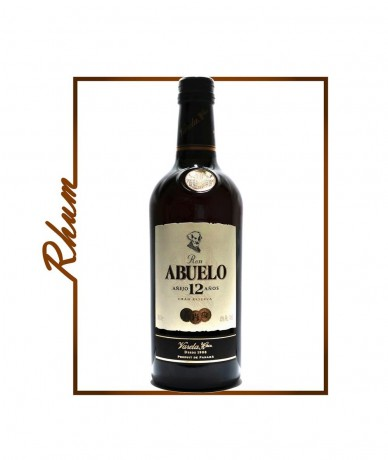 "Abuelo - 12 Ans ""40%"""