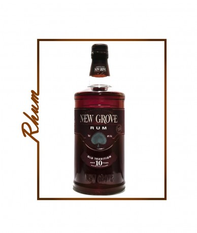 "New Grove - 10 Ans ""40%"""