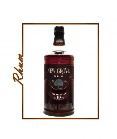 New Grove - 10 Ans