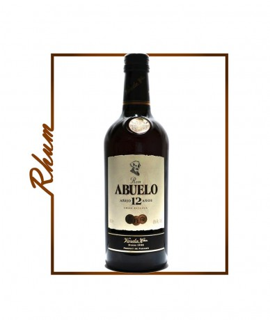 """Abuelo - 12 Ans """"40%"""""""