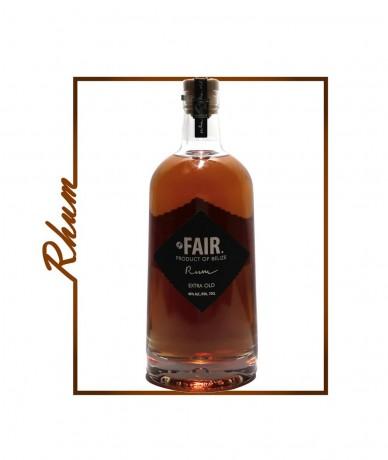 """Fair - Rum Belize - XO """"40%"""""""