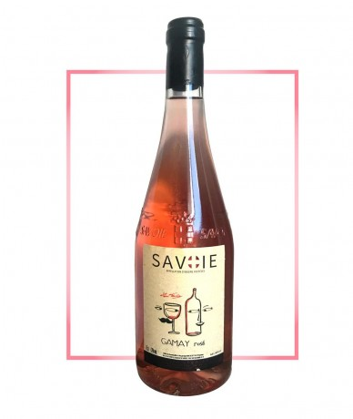 Vin De Savoie - Gamay Rosé